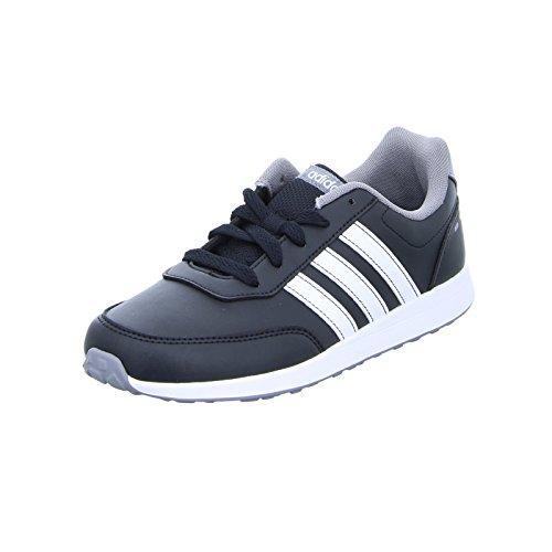 adidas Vs Switch 2 K, Scarpe da Fitness Unisex-Adulto, Nero (Negbas/Ftwbla/Gritre 000), 38 EU