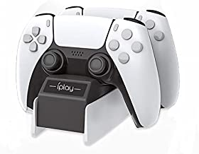 PS5 Charging Station Controller Charger, Dual Charger...