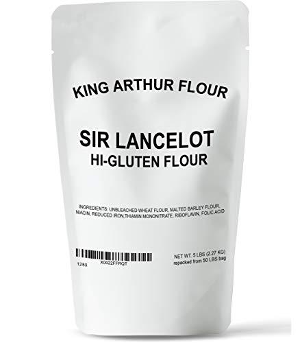 Sir Lancelot - Hi Gluten Flour - 5 Pounds