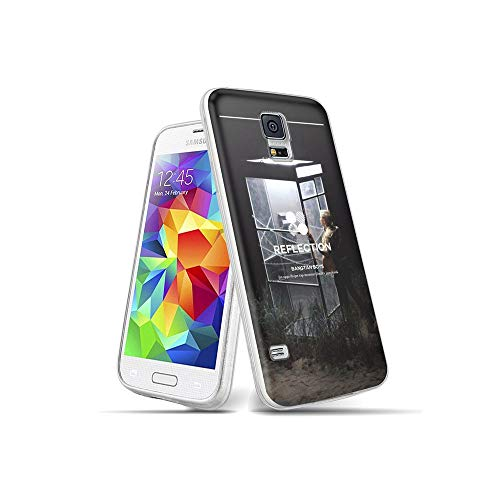 OR YuAPiNY Kompatibel mit Samsung Galaxy S5 Hülle, Muster zurück Stoßfest TPU Stoßstange Telefon Hülle für Samsung Galaxy S5 Yua 009