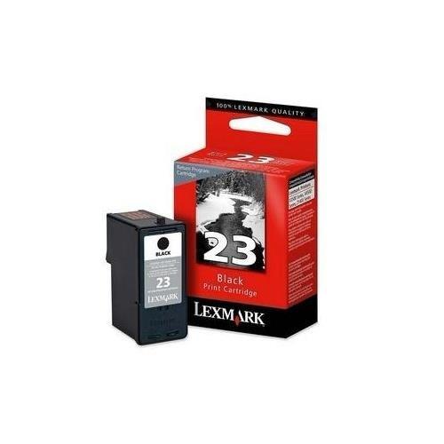 Lexmark 18C1523OEM cartucho de–(# 23) X3550X4550Z1420negro programa de devolución cartucho de impresión OEM