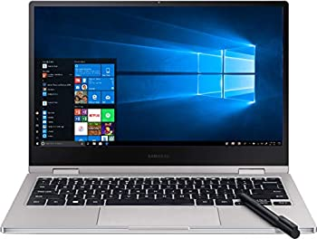 2019 Samsung Notebook 9 Pro 2-in-1 13.3  FHD Touch-Screen Laptop - Intel i7 8GB DDR4 256GB PCI-e SSD 2X Thunderbolt 3 Webcam WiFi Fingerprint Reader Active Pen 2.84 LBS 0.5  Titan Platinum