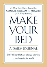 Make Your Bed: A Daily Journal
