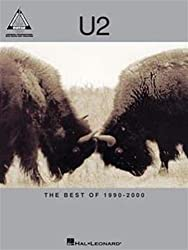 Partition : U2 The Best Of 1990-2000 Guit. Tab