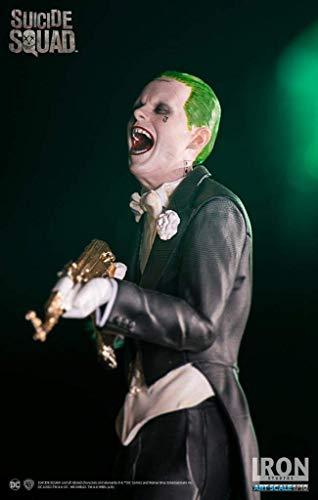 Iron Studios IS353571 Suicide Squad The Joker Figura de Escala 1:10 2