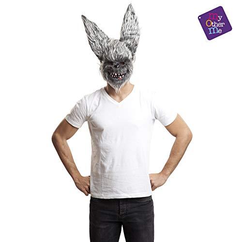 My Other Me Me-203572 Máscara conejo, Talla única (Viving
