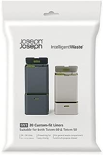 Joseph Joseph 20-Pack IntelligentWaste 24-36-Liter General Waste Bags