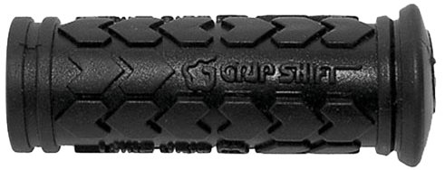 GRIP SHIFT Griffe, schwarz, 90 mm