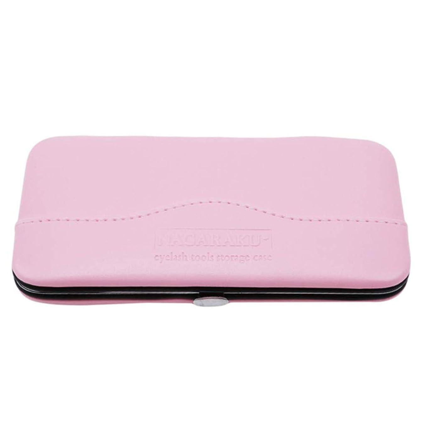落ち着いたフローティング噴出する1st market プレミアム品質1ピース化粧道具バッグ用まつげエクステンションピンセット収納ボックスケース
