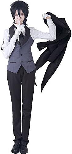 Cheap sebastian michaelis cosplay _image1