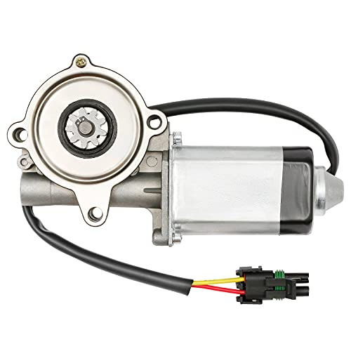 Gledewen Easy Install RV Entry Step Motor Fit for RV Coach Motorhome Toy Hauler All Electric Step Replace 300-1406, 1820124, 369506, 301695, SP-163669,1636669