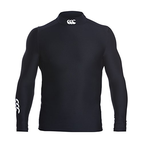 Canterbury Thermoreg Turtle Neck met lange mouwen Base Layer Top voor heren