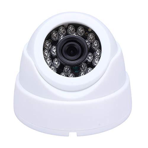 Telecamera di sorveglianza Cctv Camera 1/3' Colore Cmos Reale 700tvl Ad Alta Risoluzione 24 Led Nightvison Indoor Dome Camera Fotocamera Analogica