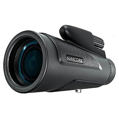 Amazon - 60% Off on Monocular Telescope, 12×50 High Power HD Monocular with Smart Phone