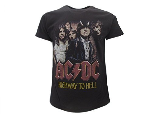 T Shirt Ac dc Highway to Hell RACFOT