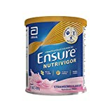 Ensure NutriVigor Protein Shake, Boost Energy and Help Support Recovery Vitamin D Supplement with...