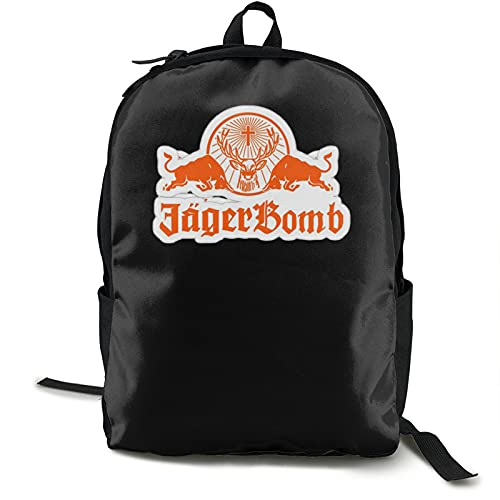 Greatreme Jagermeister - Mochila clásica para mujer