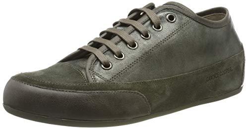 Candice Cooper Rock Bord, Zapatos de Cordones Derby para Mujer, Verde (Bosco 000), 36 EU