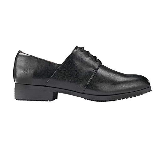 Shoes for Crews 57889-39/6 MADISON III Chaussures élégantes à lacets pour femmes, Taille 39, Noir
