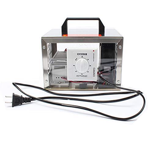 Air Purifier Ozon Generator, Portable Ozonizer Cleaner Sterilisator met tijdschakelaar 110V 220V, voor Slaapkamer Woonkamer Toilet Office