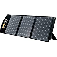 TogoPower 60W Portable Foldable Solar Panel Battery Charger With Dual USB Ports