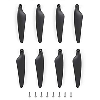 Hubsan Zino RC Drone Quadcopter Foldable Propeller Replacement Props Blades Set