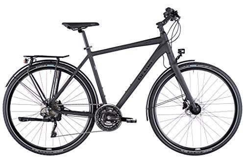 Ortler Ardeche Lite Black matt Rahmenhöhe 55cm 2020 Trekkingrad