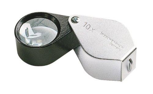 Lindner Eschenbach Einschlaglupe 7170, Aplanat, 23 mm Durchmesser, 10fache Vergrößerung