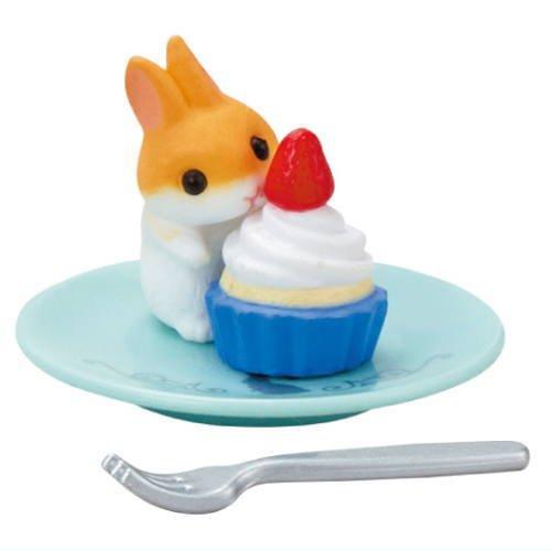 うさぎ洋菓子本舗3 [7.カップケーキとオレンジうさぎ](単品)
