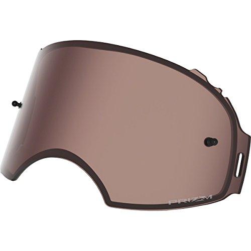 Oakley Airbrake Lentes de reemplazo para gafas de sol, Negro, Por Defecto Unisex adulto