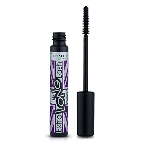 Rimmel London Extra Long Lash Mascara, Extreme Black