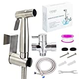 Product Image of the Handheld Bidet Toilet Sprayer Kit I Baby Cloth Diaper Sprayer I Bidet Sprayer...