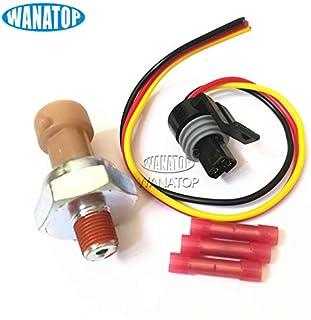 WANATOP New Engine Oil Pressure Sensor 1807369C2 for Navistar DT466E, I530E, DT466/530, HT530