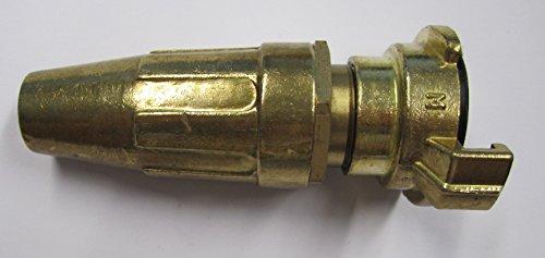 1 Zoll (25mm) Spritze mit Kupplung / Schnellkupplung