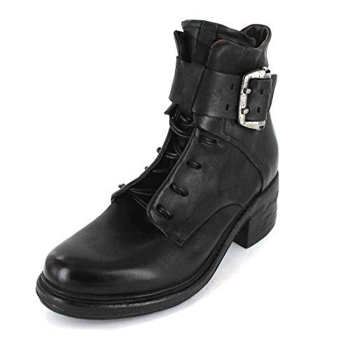 airstep / a.s.98 Nova17 Stiefelletten/Boots Damen Schwarz - 36 - Boots Shoes