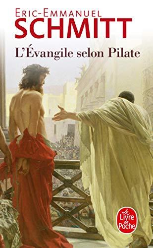 L'Évangile selon Pilate - Grand prix des Lectrices de Elle 2001