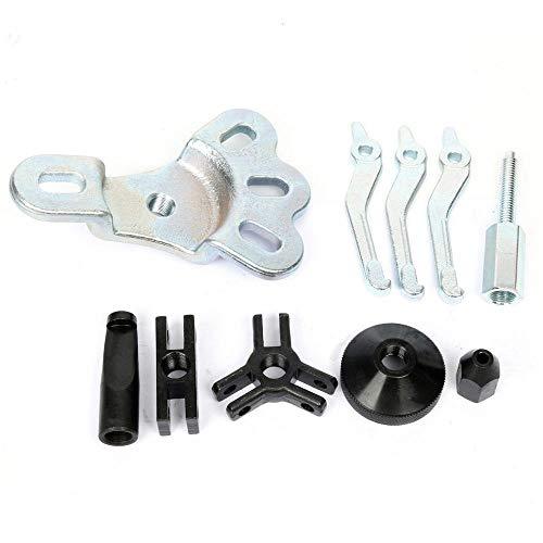 A ABIGAIL Slide Hammer 9-Way Internal/External Slide Hammer Puller Set - Pulls Hubs, Rear Wheel Axle Shafts, Bearings, Bushings, Seals, Retainers