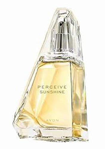 Avon Perceive Sunshine EDP - Perfume para regalo de cumpleaños o Navidad