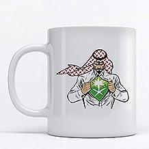 Mug 350ml Saudi Citizen for Coffee and Tea