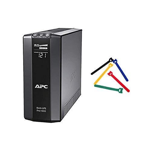 APC Back-UPS Pro 1000VA UPS Computer Battery Backup & Surge Protector...