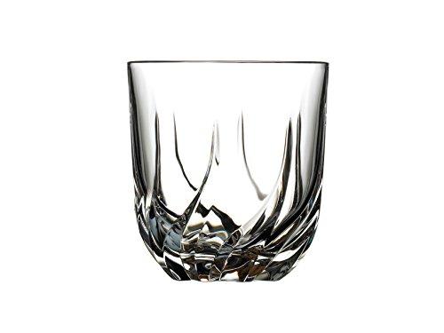 RCR Confezione 6 Bicchieri in Vetro Trix Acqua 2 Cl40 Arredo Tavola, 40 cl