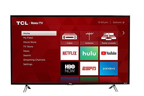 TCL Televisión 32S323 32″ Class Pantalla LED 3-Series 1080p – Smart – HDTV Roku TV (Renewed)