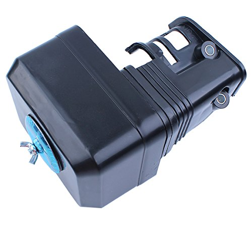 Haishine Conjunto de la Cubierta de la Carcasa del Limpiador del Filtro de Aire para Honda GX140 GX160 GX200 168F 196cc 163cc 5.5HP 6.5HP Motor Motor Generador Cortacésped