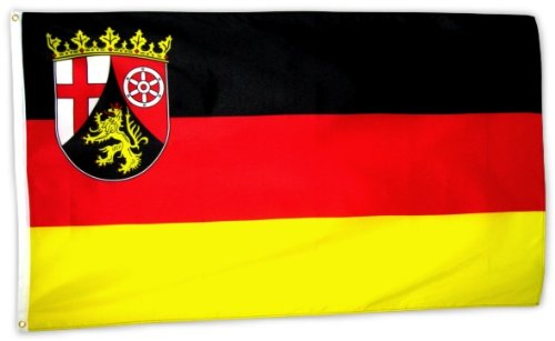 Fahne Flagge Rheinland-Pfalz 90 x 150 cm