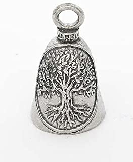 Tree Of Life Guardian Biker Bell With Hanger