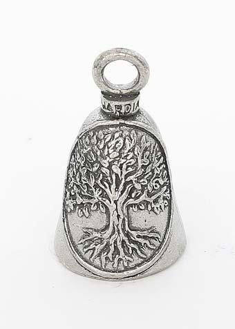 Tree Of Life Guardian Biker Bell With Hanger