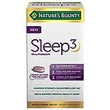 Nature's Bounty Sleep 3-120 Tablets