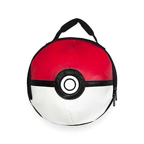 Pokemon Lunch Bag - Nintendo Pokeball New 837096