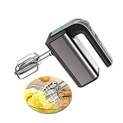 NANDAN 5 Speed Elektro-Kuchen Mixer Handmixer Hand Whisk Steuerung Elektrische Mixer Mixer Multifunktionsschneebesen Prozessor Küche, Die Werkzeug