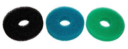 Velda 146106 vervangingsfilterschuim voor drukfiltersysteem, blauw